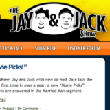The Jay and Jack show Returns!