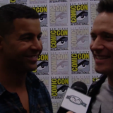 "Exclusive Interview with ""Jon Huertas and Seamus Dever"""