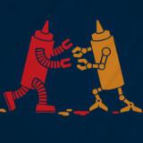"""Ramblecast (AAC) Ep. 1.1: """"Mustard Vs. Ketchup"""""""